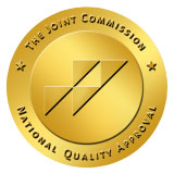 The Joint Commission Gold Seal National Quality Approval