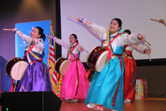 Korean Center event at Englewood Hospital