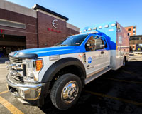 Englewood Health ambulance